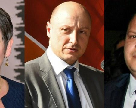 Кои са новите трима в служебното правителство?