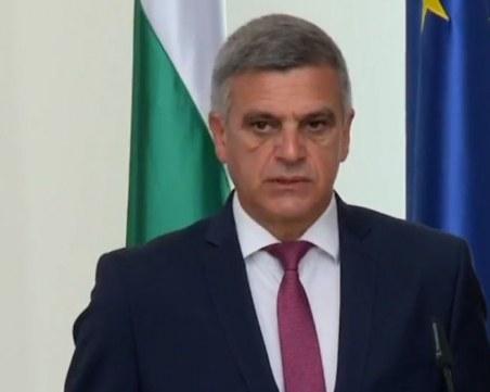 Стефан Янев: Предстоят ни тежки месеци! България има нужда от правителство