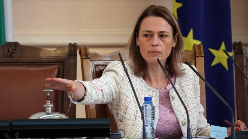 Ива Митева: Имаше твърде много злоба и омраза в парламента