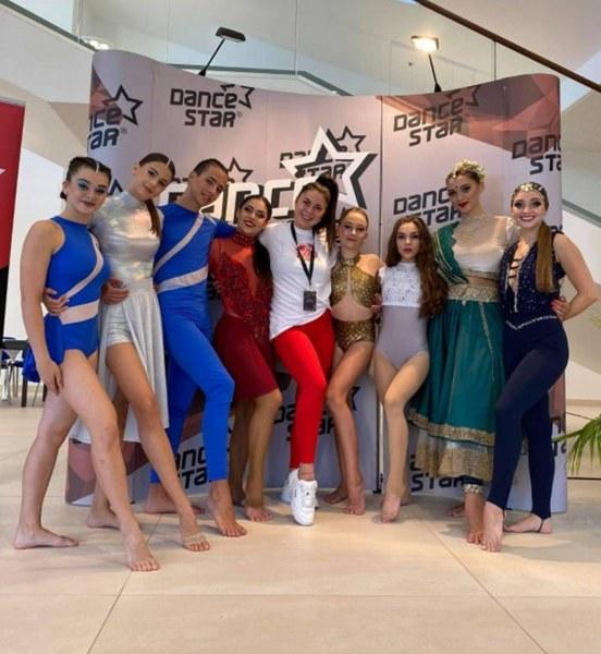 Пловдивски клуб се завърна с 4 световни титли от Световните танцови финали