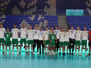 Младежите до 21 години стартират срещу Бахрейн на Световното първенство по волейбол в София