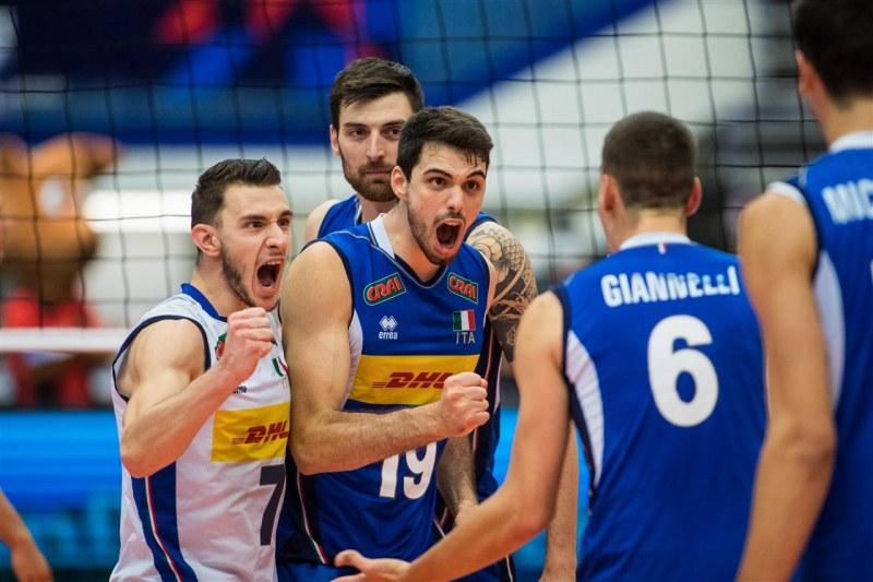 Ясни са полуфиналите на Европейското първенство по волейбол за мъже
