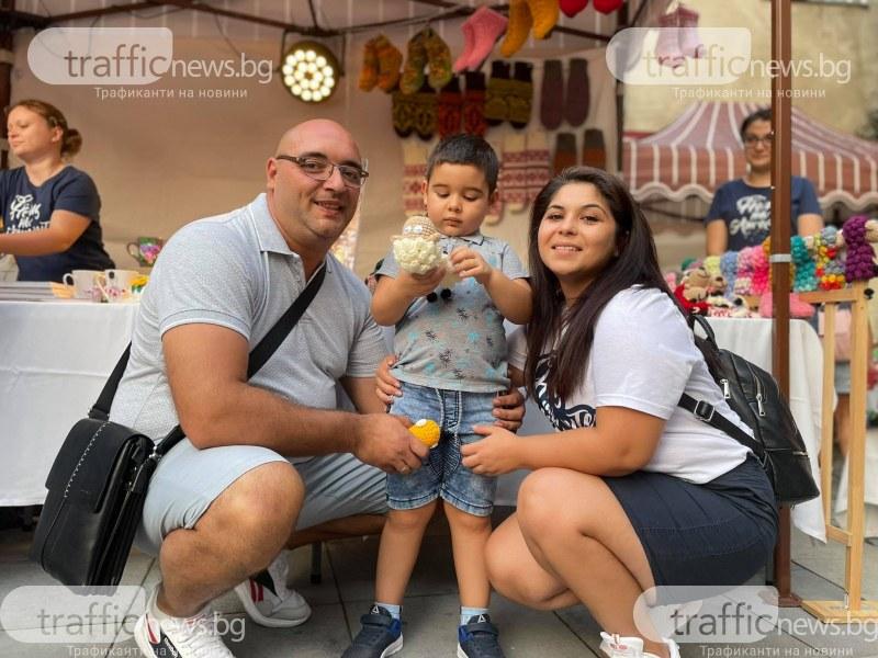 """Хиляди пловдивчани и над 150 бизнеса се обединиха в """"Нощ на ангелите"""" за малкия Божидар"""