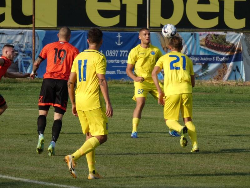Марица се върна на победния път след категорична победа в Добрич