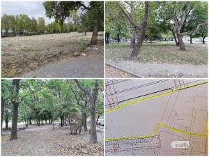 Огромен парк на 8 дка с два детски къта изниква на имота на Гарнизонна фурна, правят зелен пояс