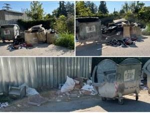 Сметище край Овощарския: Защо от близките села си хвърлят боклука в Пловдив?