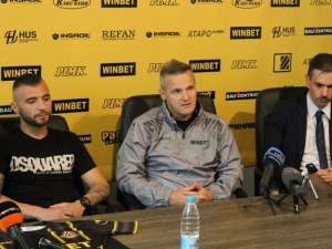 Валентич: Отбор, който печели 80% от мачовете си у дома ще е в шестицата