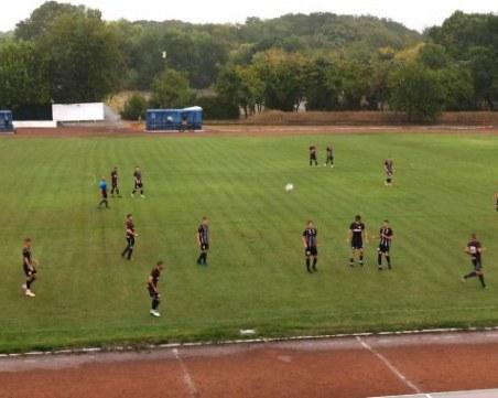 Локомотив 2 със загуба в Нова Загора