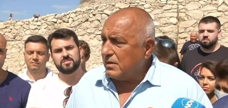 Борисов: Ясен е кандидатът ни за президент, познавате го добре