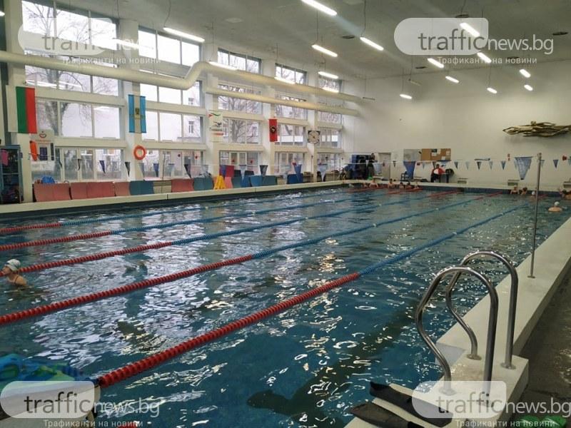 Състезатели, треньори и родители излизат на протест за басейн