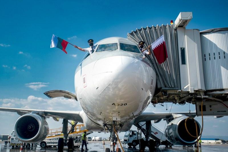 Росен Димитров: Qatar Airways не просто отвежда българите по света, но и довежда света в България