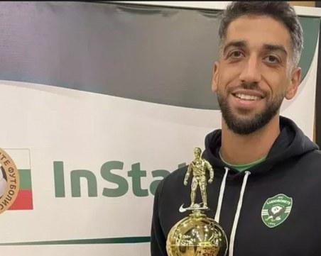 Жосуе Са е Футболист №1 за август според InStat, Па Конате втори