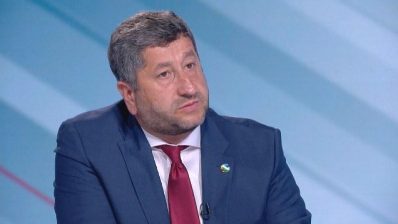 """Христо Иванов: С """"Продължаваме промяната"""