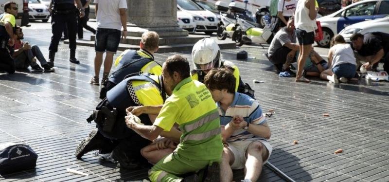 Мъж простреля петима в Испания, сред ранените и бременна жена