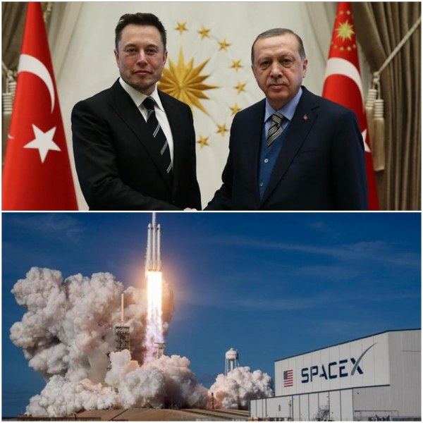 SpaceX ще изстреля още един турски комуникационен сателит