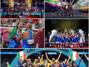 Годината на Италия - титла след титла