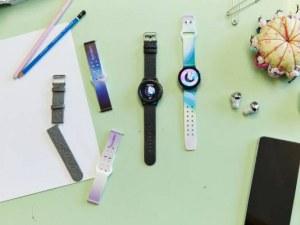 Samsung пуска каишки за новите си смарт часовници, които са изработени от ябълкови кори