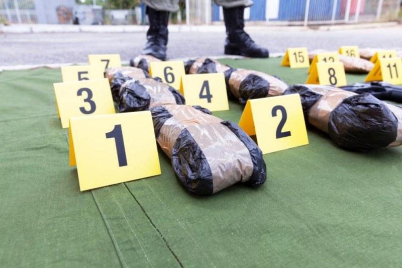 В Азербайдажан заловиха половин тон хероин, пътуващ към Европа