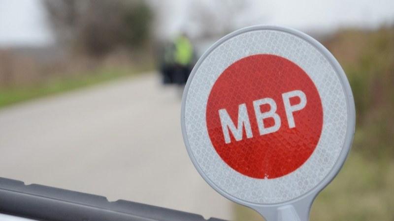 ВиК авария затруднява движението по пътя Пловдив-Пещера