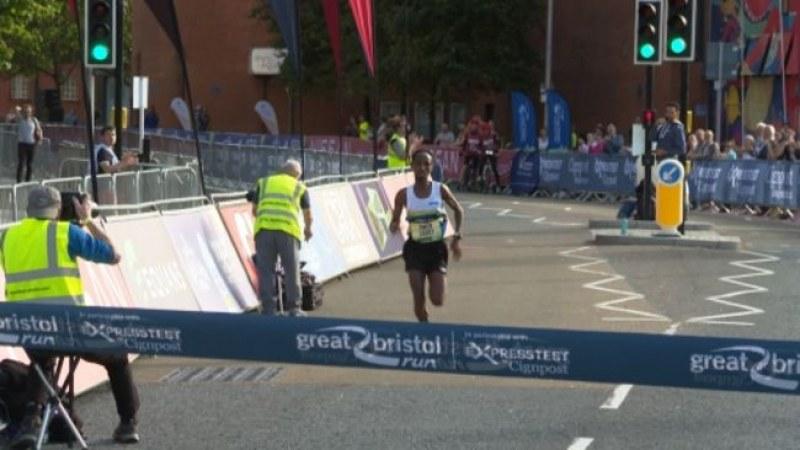 Дисквалифицираха бегач на 10 км. спечелил полумаратон