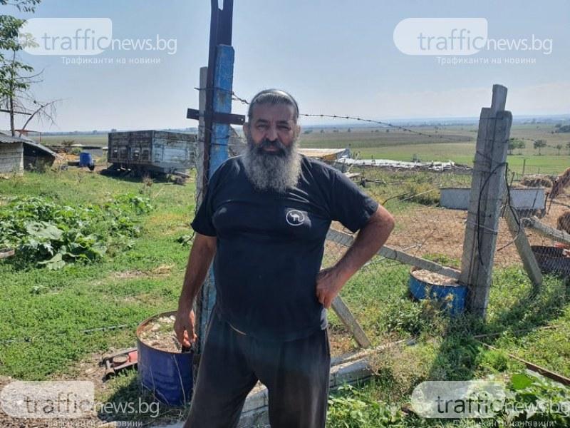 Кипърецът, прегазил и убил крадец край Пловдив, откровено пред TrafficNews за страха, разочарованието и продължаващите кражби
