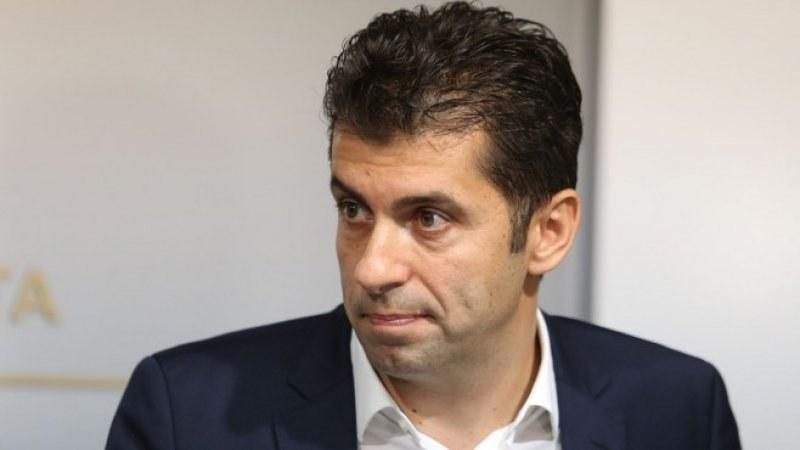 Кирил Петков: Не трябва да се явяваме на избори с обща листа с ДБ