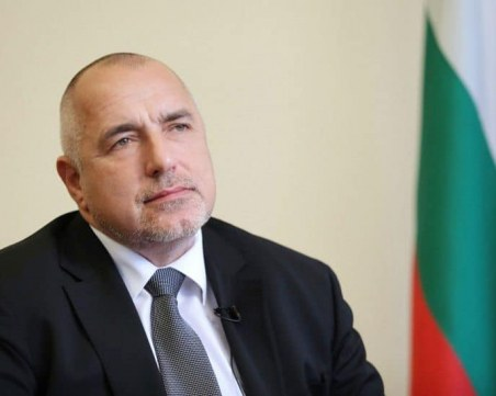 Борисов: Призовавам политическите лидери да загърбят егото си, време е за разум и диалог