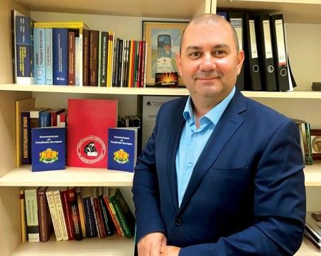 Доц. Христо Паунов: Омбудсманът на Пловдив трябва да е институция, която да се изпълни максимално със съдържание