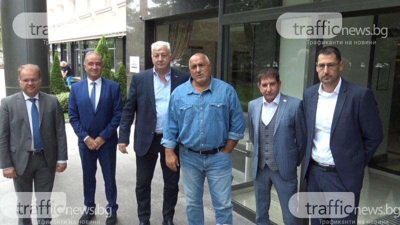 Борисов: В парламентарна република е важен парламентът, а не президентът