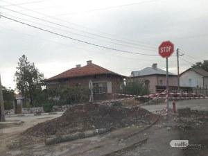 Пловдивско село трети ден е на режим на водата