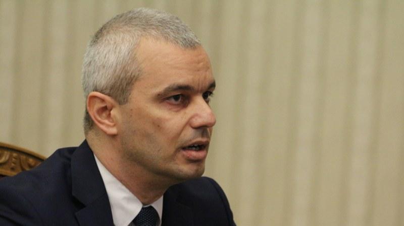 """""""Възраждане"""" обявиха кандидата си за президент"""