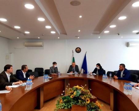 Актуализират транспортната схема в Пловдивско