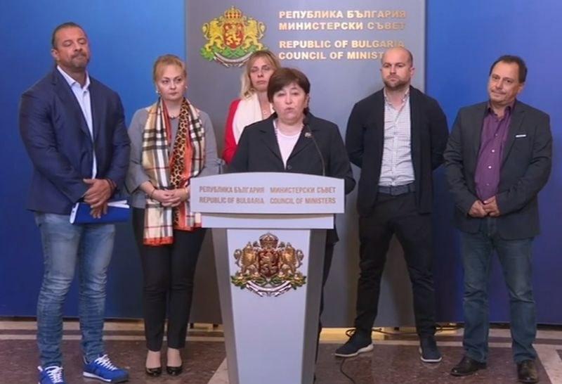 Алибегов: Ще продължим да работим, както досега – протестно