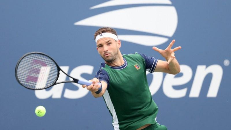 Григор Димитров ще се завърне на корта за турнира в Сан Диего