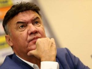 Официално: клуб от efbet Лига издигна кандидатурата на Михайлов