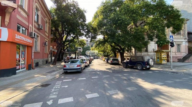 """Цените на местата за паркиране пред блок в район """"Централен"""