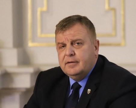 Каракачанов: Политическите проекти всъщност са икономически и няма да направят нищо