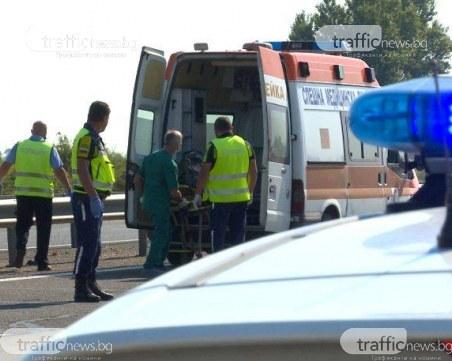 Мъж е бил открит прегазен край Велинград, виновният шофьор е избягал