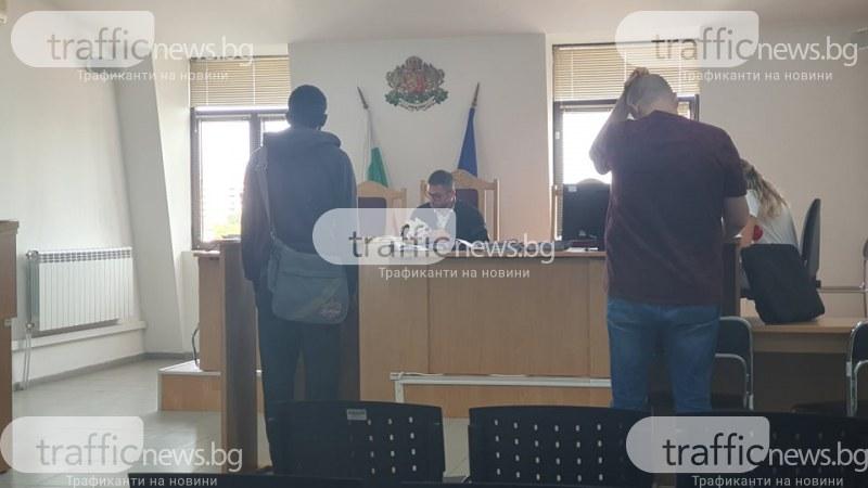 Мъж от Столипиново без документи блъсна полицай и избяга, не призна вина пред съда