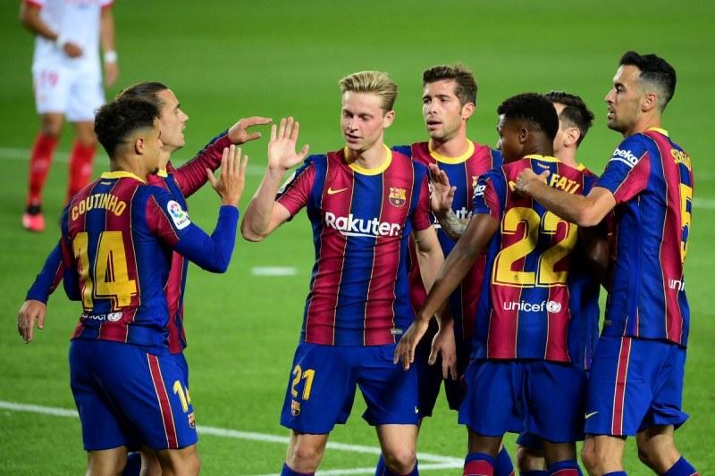Жестока битка за Топ 4 в Испания - ще остане ли Барса извън Шампионската лига?