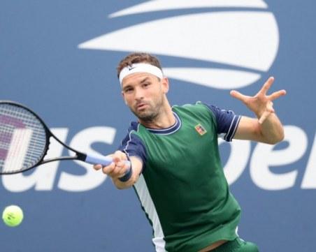 Григор Димитров научи съперника си за турнира в Сан Диего