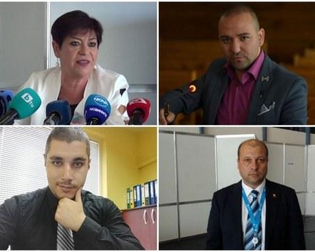 Кандидатът на ГЕРБ пребори Гьошев за шеф на РИК в областта, в Пловдив млад адвокат от ИТН застана начело