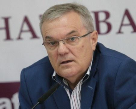 Петков: АБВ подкрепя Радев за втори мандат