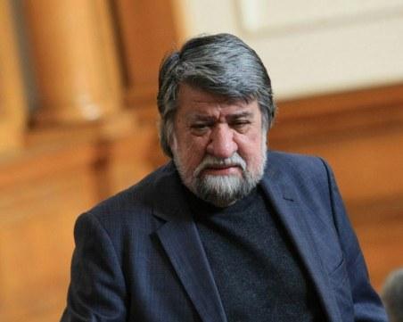 Вежди Рашидов: ГЕРБ не бави номинацията за президент, това е стратегия
