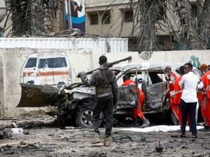 Самоубийствен атентат в Сомалия! Осем души са загинали