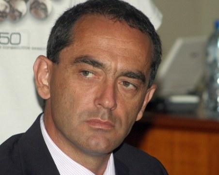 Арестуваха финансиста Мартин Заимов, той проговори: Исках да залича лъжлив надпис на паметника