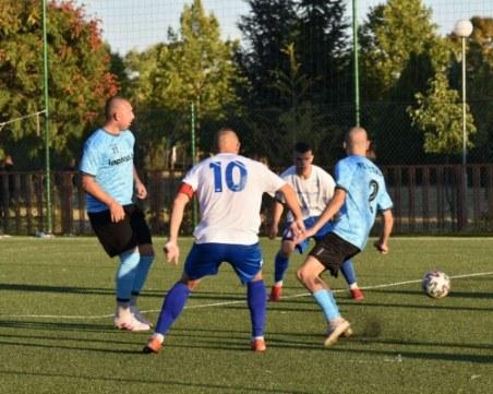 Спартак вкара седем на ФА Пловдив 2015