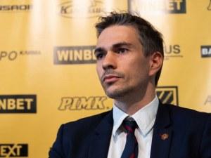 Трус в Ботев! Даниел Серехидо хвърли оставка