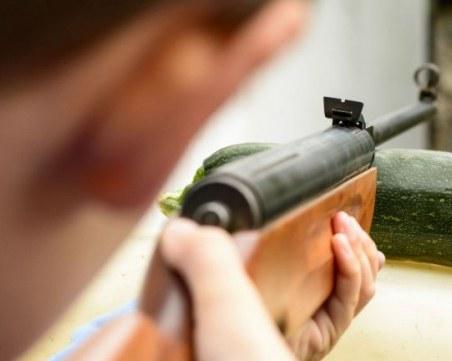 Мъж стреля по домашни животни в пазарджишко