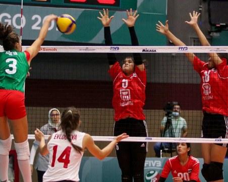 Националките U18 завършиха на 17-та позиция на Световното в Мексико
